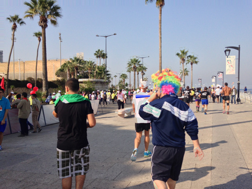10K Beirut marathon 11-2013 - -16